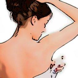 Desodorantes corporales