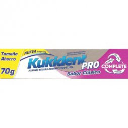 Kukident Pro Sabor Clásico 70