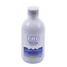 Phb Enjuague Bucal White