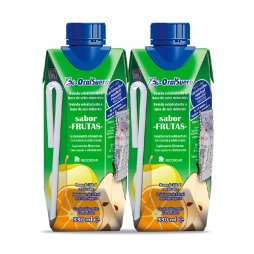 Bioralsuero Frutas Pack 3X200ml