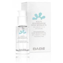 Babe Aceite Regenerador Rosa Mosqueta 15ml