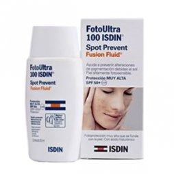 Foto Ultra 100 Isdin Spot Prevent Fusion Fluid SPF100 50ml