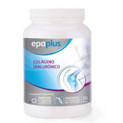 Epaplus Colageno+Hialuronico 30 Dias