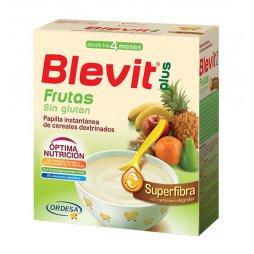 Blevit Plus Superfibra Frutas 600g