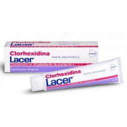 Lacer Pasta Dental Clorhexidina 75