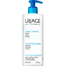 Uriage Crema Lavante  sin Jabon 500ml