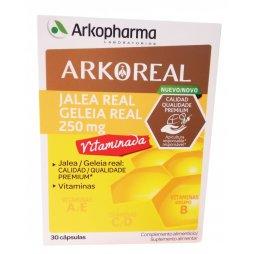 Jalea Real Vitaminada 30Caps.