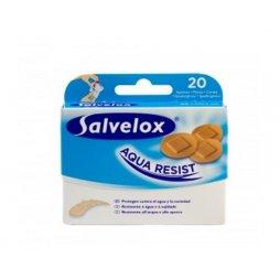 Salvelox Aqua Resist Apósito Redondo