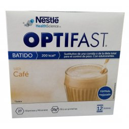 Optifast Cafe 9 Sobres X 54G