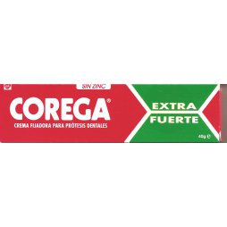 Corega Super Crema Extra Fuerte 40