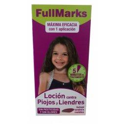 Fullmarks Solucion Pediculicida 100
