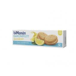 Bimanan Galletas Limon 12uds
