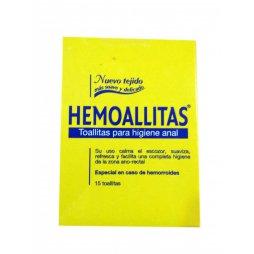 Hemoallitas 15 uds