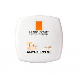 Anthelios XL Compacto Crema Spf50+ tono dorado