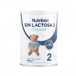 Nutriben Sin Lactosa 2 400gr