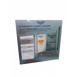 Eucerin Hyaluron Filler CC Medio