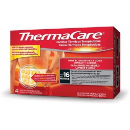 Parche Thermacare Lumbar/Cadera 4