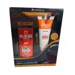 Heliocare Pack Spray 200ml + Gel Ultra 90