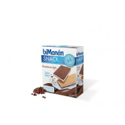 Bimanan Snack Choco Yogur  6uds