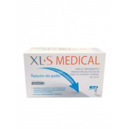 XLS Medical Reductor Del Apetito 60 Caps