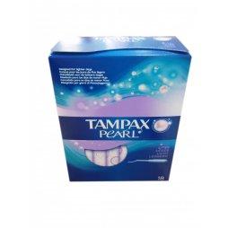Tampax Pearl Lites 18