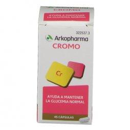 Arkovital Cromo 45 Capsulas