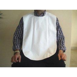 Babero Impermeable Rizo