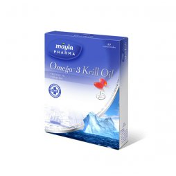 Omega-3 Krill Oil 30 Capsulas