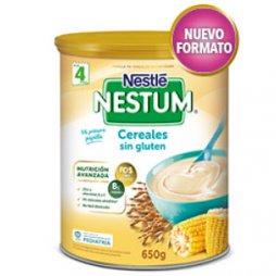 Nestle Nestum Cereales Sin Gluten 650gr