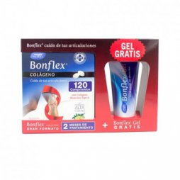Bonflex Colageno 120 Comp+Gel 100ml