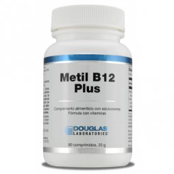 Douglas Metil B12 Plus 90 Comprimidos