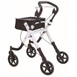 Rollator Plegable 4 ruedas