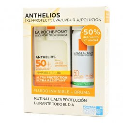Anthelios XL Pack Anti-Manchas