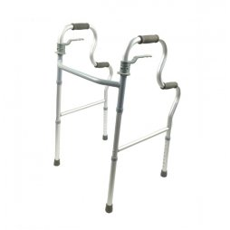 Andador Aluminio Incorp Plegable