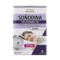 Soñodina Melatonina Tri 30 Comprimidos