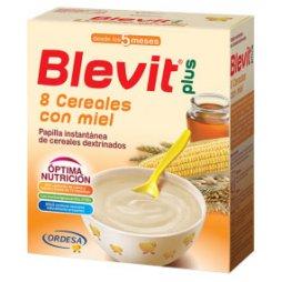 Blevit Plus 8 Cereales Miel 300gr