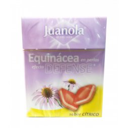 Juanola Perlas Echinacea (20 Und)