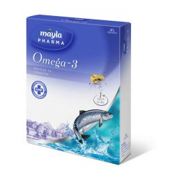 Omega 3 Formato Pequeño 30 Cápsulas