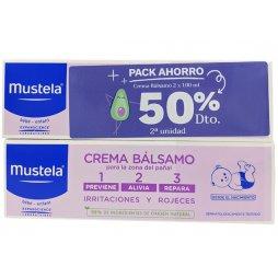 Mustela Pack Crema Bálsamo 1 2 3 30% dto 2ª ud