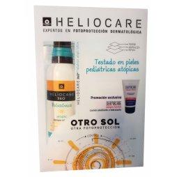 Pack Heliocare 360 Pediátrico Pieles atópicas 100