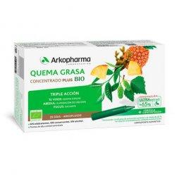 Arkofluido Quemagrasa 20 Ampollas