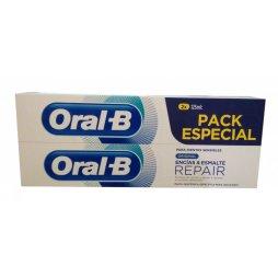 Oral-B Duplo Original  Encía & Esmalte 2X125ml