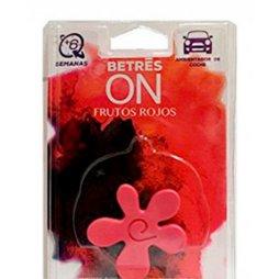 Ambientador Flor Frutos Rojos Betres 8G