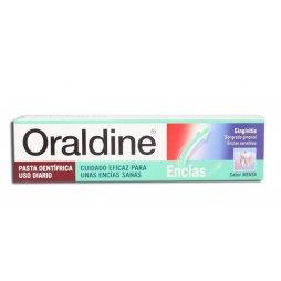 Oraldine Pasta Encías Sabor Menta 125ml