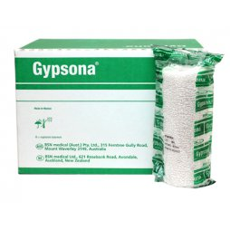 Gypsona Venda Yeso 15cm X 2.7m