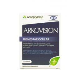 Arkovision 30 Capsulas