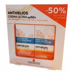 Anthelios Duplo Crema Ultra SPF50+ 2X50ml