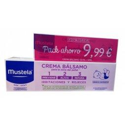 Mustela Crema 1-2-3 150ml + 50ml
