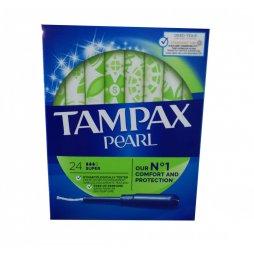 Tampax Pearl Super 24ud