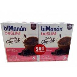 Bimanan Pack 5+1 Batidos Choco 2ªUD 50%